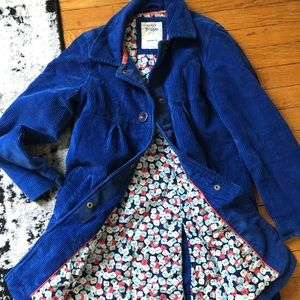 Mini Boden Peacoat